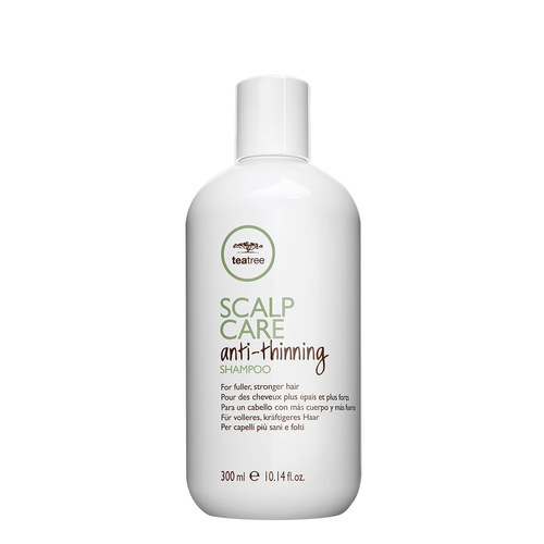 Tea Tree Scalp Care Anti-Thinning Shampoo 300ml